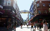 Fashion names to link up with Shaftesbury for bee-supporting Carnaby makeover