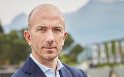 db100334cd0 Italy's Geox to name top Gucci executive as new CEO - News ...