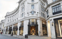H&M Home opens on Regent Street, mixes Christie's pieces for vintage-modern look