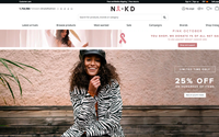 NA-KD opens debut store in Germany