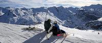 Sport-Achat: les vacances d'hiver sauvent la saison
