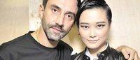 李宇春成Givenchy广告大片首位亚洲明星代言人