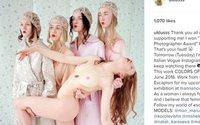 """Россиянка  победила в номинации """"Модный фотограф""""  Vogue Italia"""