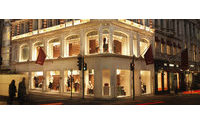 "Bally opens first London ""maison"""