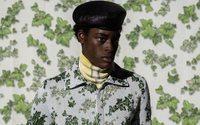 Dior Men: Coleção SS21 através dos olhos do pintor Amoako Boafo