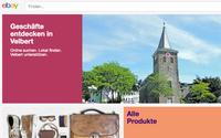 Ebay baut City-Initiative in NRW aus