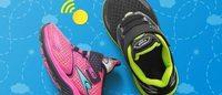 Klin lança tênis para monitorar os passos das crianças
