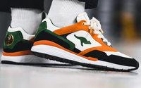 Kangaroos bringt Jägermeister-Sneaker heraus