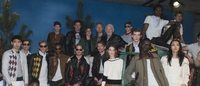 Belstaff shows motorcycle-inspired menswear line at LC:M