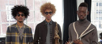 Men's fashion week in New York wrapped up on high note