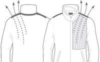 Geox erweitert Respira-System auf Outerwear