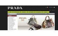 Italian police shut down fake Prada website