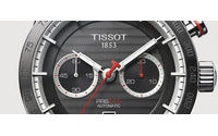 "Tissot unveils ""This is your time"" campaign"