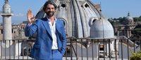 Pitti Fragranze13: l'attore Luca Calvani presenta la sua linea di fragranze
