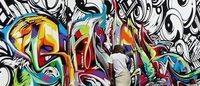 Roberto Cavalli回击抄袭声讨 街头艺术家是借机炒作