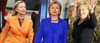从穿衣看 希拉里能当选总统吗?