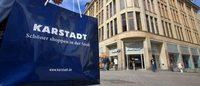 Karstadt führt Einkaufswagen ein