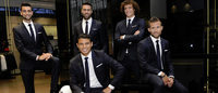 "Hugo Boss met en avant sa ligne ""Create your look"" via son partenariat avec le PSG"