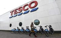 Institutional funds file 100 million pounds damages claim against Tesco