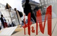 H&M : ventes en hausse sur les neuf premiers mois