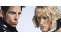 """Pouts and selfies as models Derek and Hansel back for """"Zoolander 2"""""""