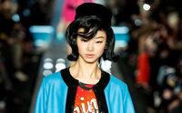 Moschino se alía con Tmall Luxury Pavilion para su desembarco en China