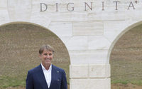 Brunello Cucinelli celebrates forty years of 'humanistic capitalism' in Solomeo, Italy