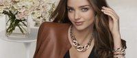 Swarovski: Miranda Kerr è ancora la testimonial per l'A/I 2014-15