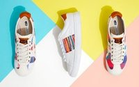 Asics breathes new life into old fabrics in patchwork shoe collection