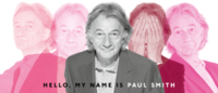 Paul Smith: une rétrospective au Design Museum de Londres