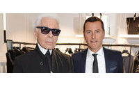Karl Lagerfeld partners with Chalhoub Group