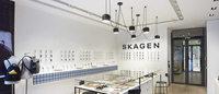 Skagen ouvre sa première boutique parisienne