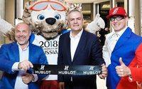 В России появился третий монобрендовый бутик Hublot