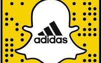 Adidas launcht Snapchat-Kampagne zur WM