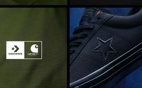 Carhartt WIP, Converse collaborate for sneakers