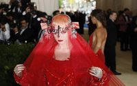 Celebrities embrace avant-garde challenge at 2017 Met Gala