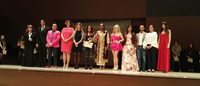 Natalia Pérez, ganadora de la XXXI Edición de los Premios Nacionales a la Moda