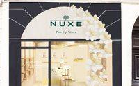 Nuxe ouvre son premier pop-up store au coeur de Paris