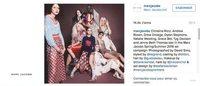 Marc Jacobs : Beth Ditto et Christina Ricci au casting de la campagne printemps-été 2016