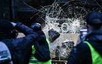 From shopping to tourism, French protests hit economy