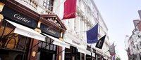 Londres a plus que jamais la cote auprès des marques de luxe internationales