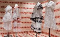 Simone Rocha installation arrives at Dover Street Market NY