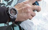 Hublot presents 'Big Bang Meca-10' collab with artist Shepard Fairey