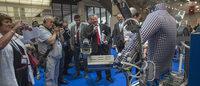 """""""Source it"""" again: Texprocess 2015 führt erfolgreiches Sonderareal weiter"""