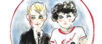 Karl Lagerfeld çocuk koleksiyonunu lanse ediyor