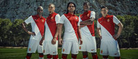 Nike équipera l'AS Monaco pour les cinq prochaines saisons