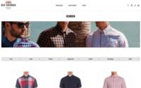 Ben Sherman launches dedicated online site for German market