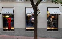 Dior abre una nueva tienda femenina en Madrid