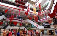 El comercio colombiano se prepara para festejar San Valentín