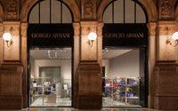 Armani approda in Galleria
